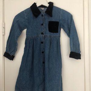Vintage Little Girls Dress 👗